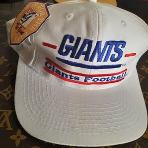 The Game Accessories - NEW Vintage New York Giants Snapback